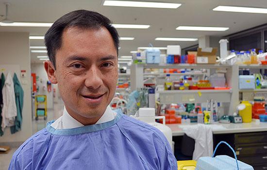 Associate Professor Andrew Wei