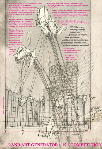 2019 - Art Design & Architecture
