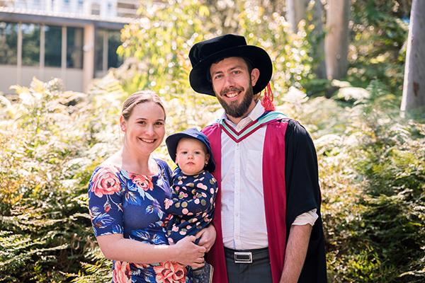 Monash graduate Dr Matt Snelson