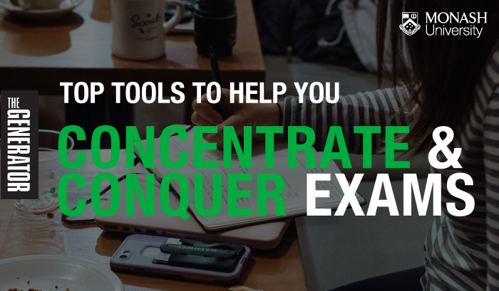 Top tools to help you concentrate