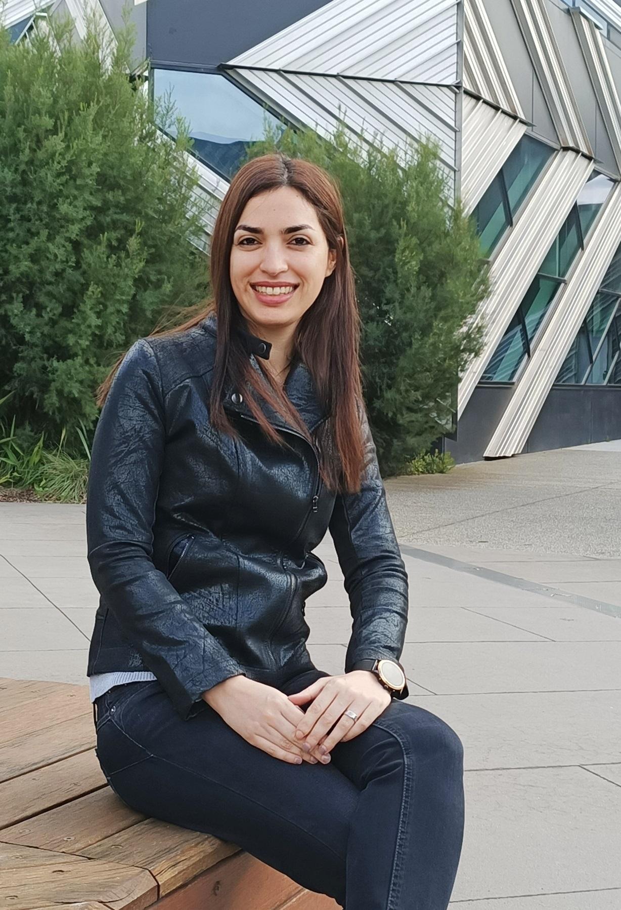 Dr Mahdokht Shaibani