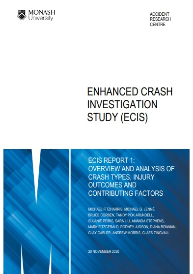 ECIS Report: Front page