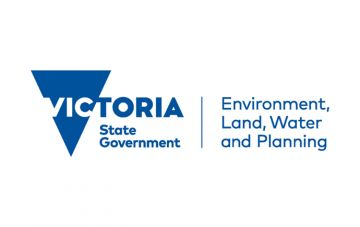 Environment, Land, Water and Planning logo