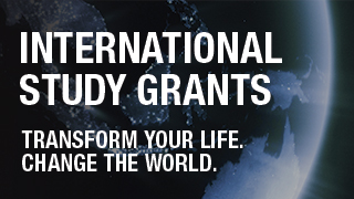 International study grants