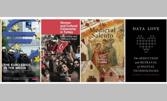 Browse some of our newest titles and subscribe to RSS feeds