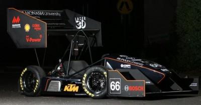 Monash Motorsports M11 Racecar