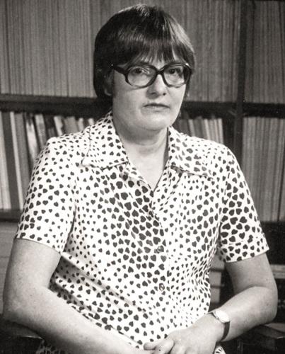 Emeritus Professor Enid Mona Campbell, AC, OBE photograph