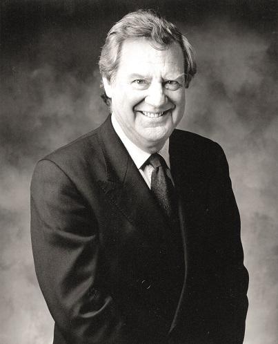 Emeritus Professor Malcolm Ian Logan, AC photograph
