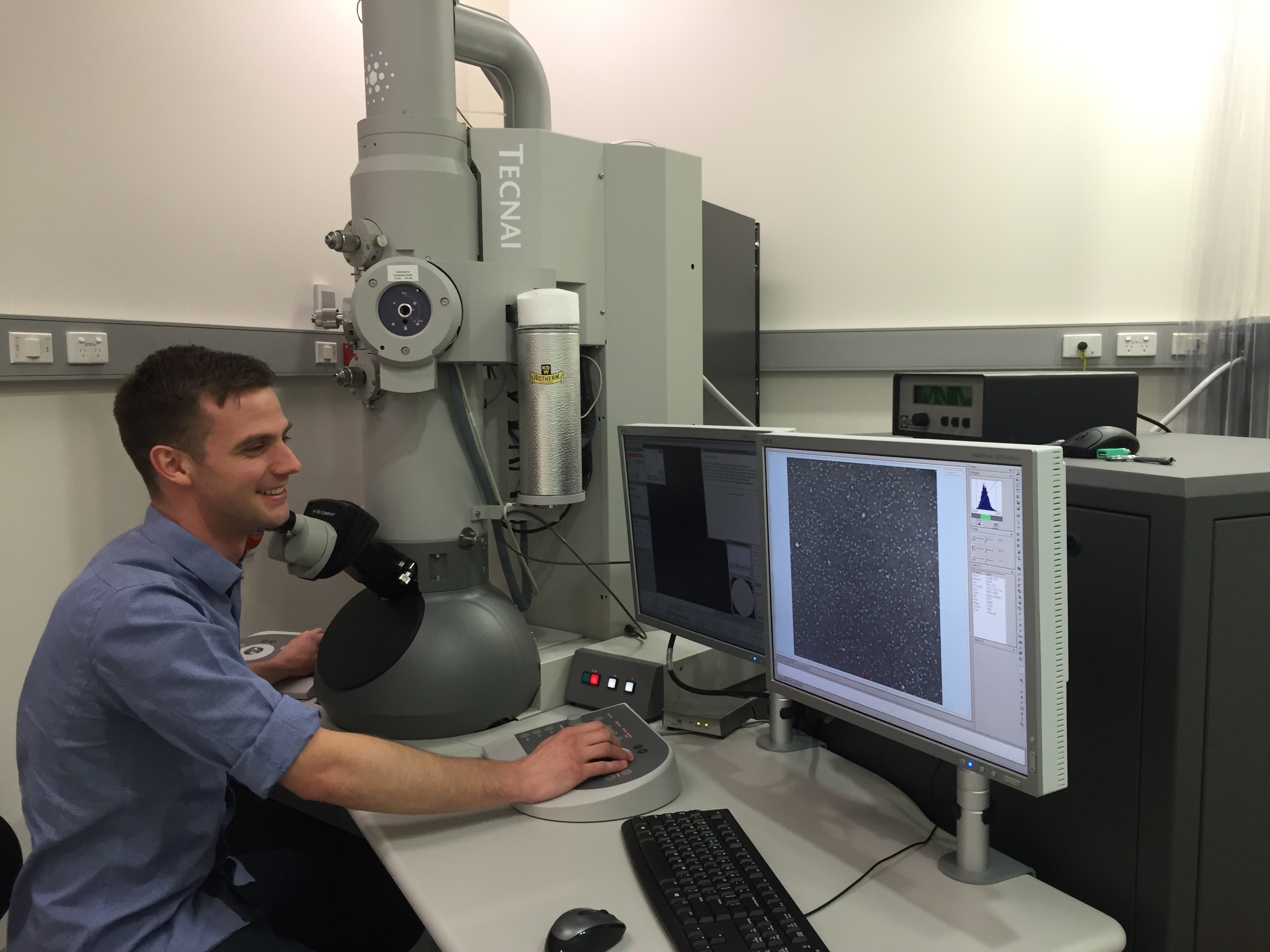 World's largest microscope company heads Down Under for R&D ...