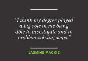 Jasmine Mackie