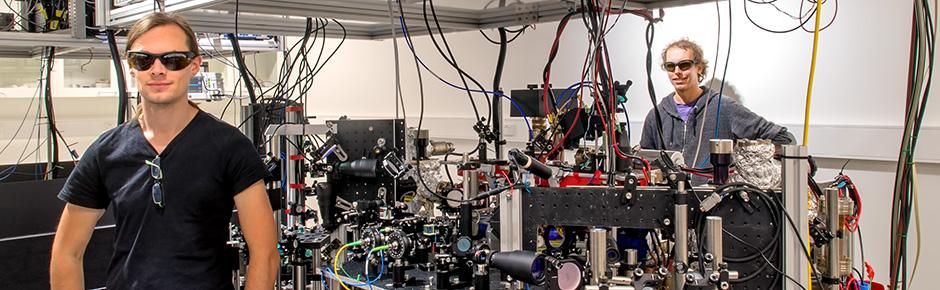 Physics facilities