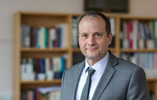 Professor Jordan Nash