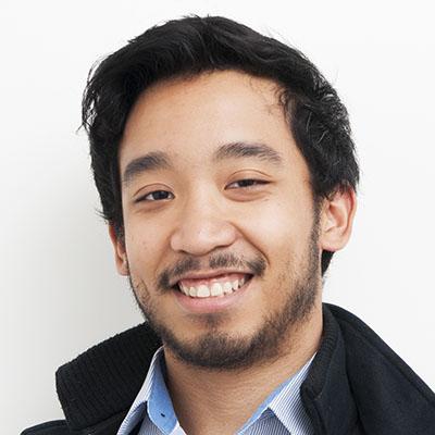 PhD candidate Asyraaf Ahmad