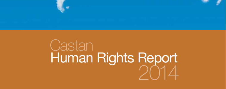 Human rights report 2014