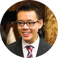Monash Business School student Josh Khaw