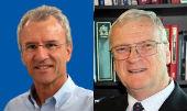 Prof Jamie Cooper and Prof Michael John Ackland