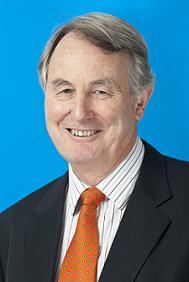 Photograph of Emeritus Professor Paul O'Brien