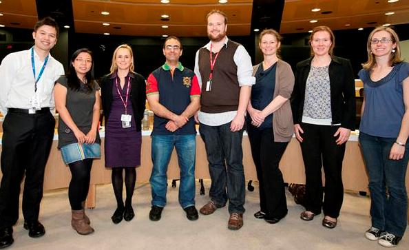 2011 CCS postgraduate symposium speakers