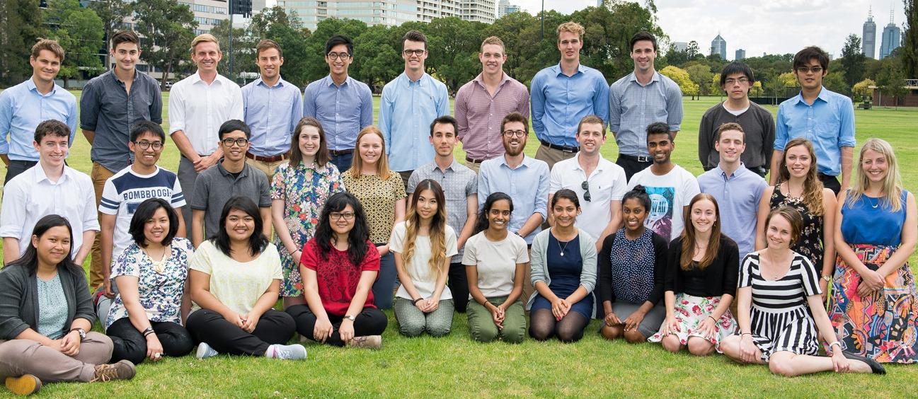 2014 BMedSc(Hons) students