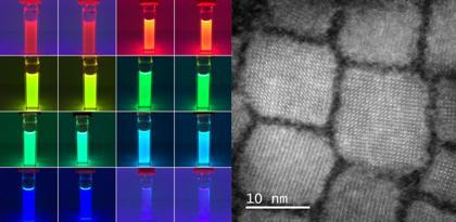 Nanostructured materials