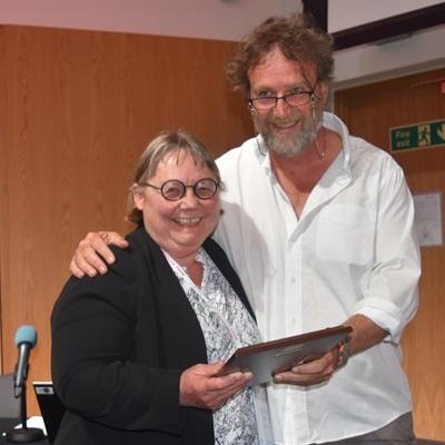 Rosemary Horne ISPID award