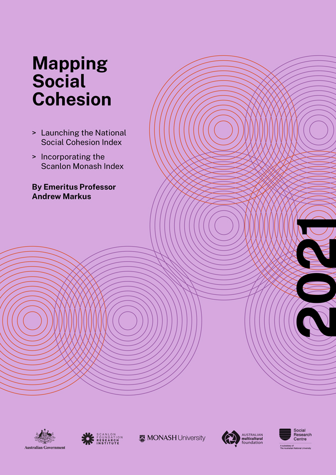 Mapping Social Cohesion National Report cover
