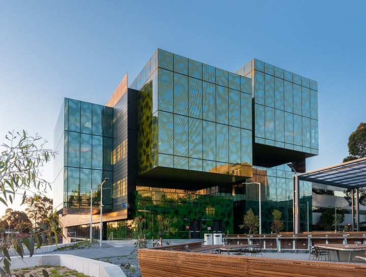 Monash Biomedical Learning and Teaching Building