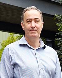 Asscociate Professor Michael Fitzharris