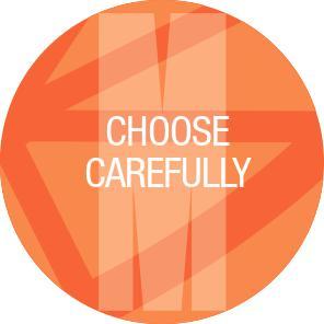 Choose Carefully