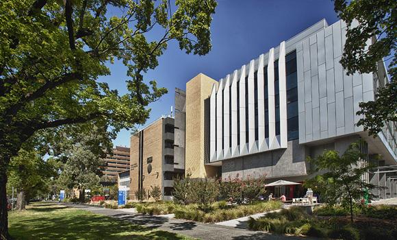 Inner city campus