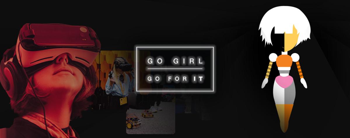 Go girl, go for IT