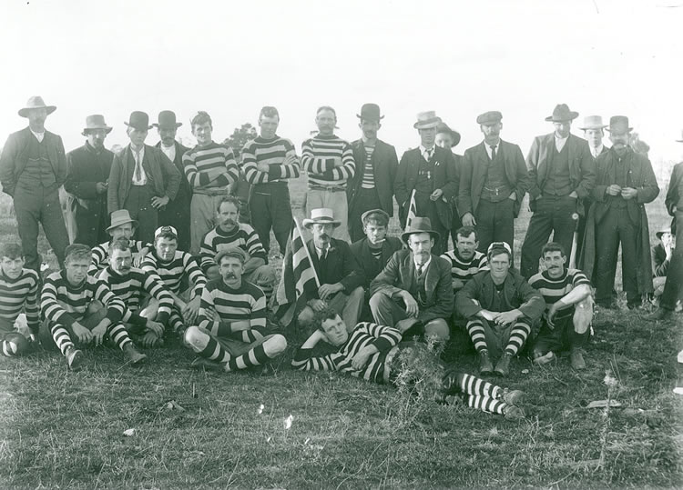 Yinnar South Football Club, 1910
