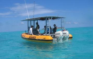 Science Research boat
