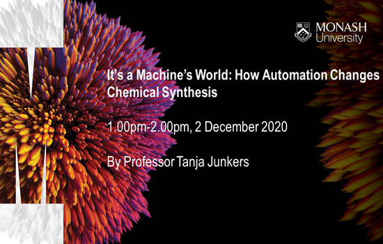 It's a machine's world: How automation changes chemical synthesis