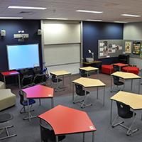 Photo of Maths lab