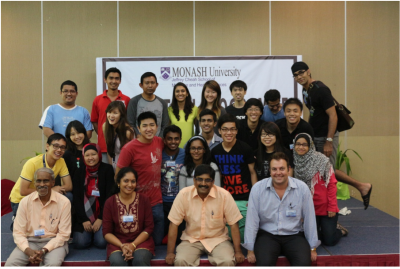 Participants of the Sunway MBBS transition program.