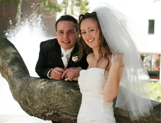 Image of married couple