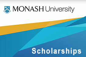 Monash scholarships