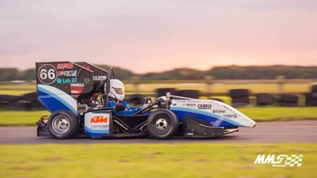 Monash motorsport team