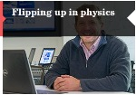 Flipping up in physics