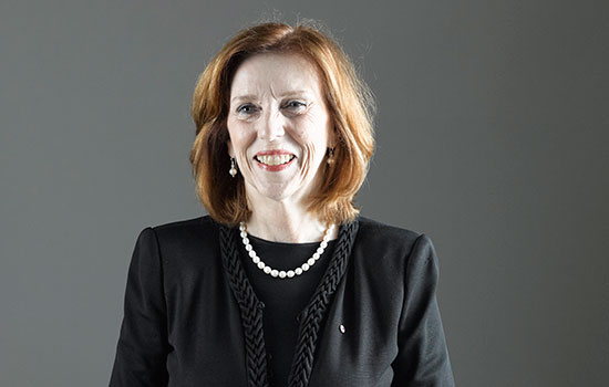 Vice-Chancellor Professor Margaret Gardner AO