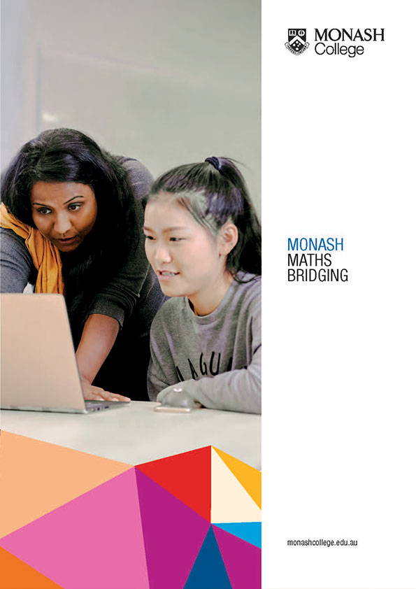 Monash College Maths Bridging Course