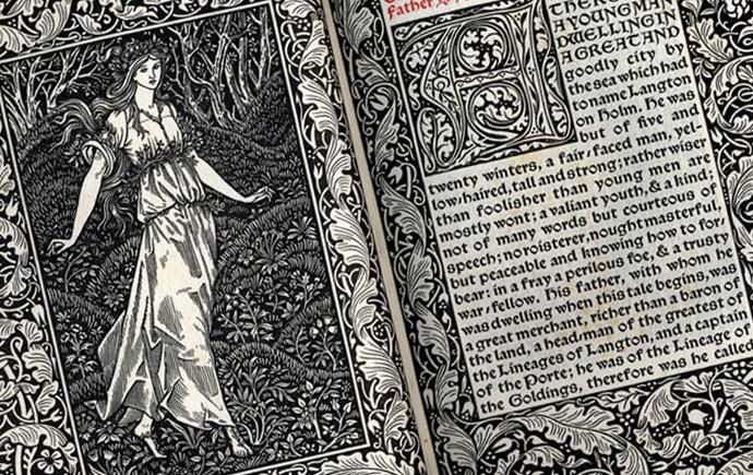Exhibitions - Rare Books
