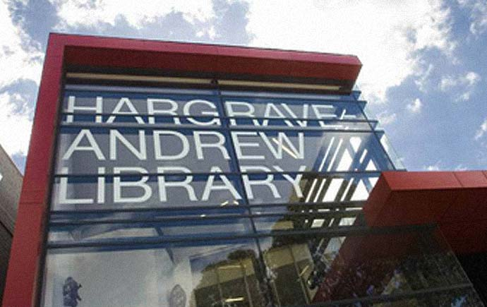 Hargrave Andrew Library