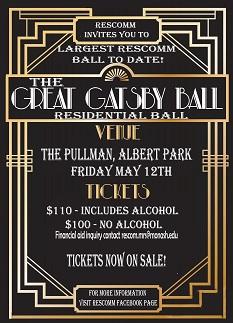 MRS Ball poster
