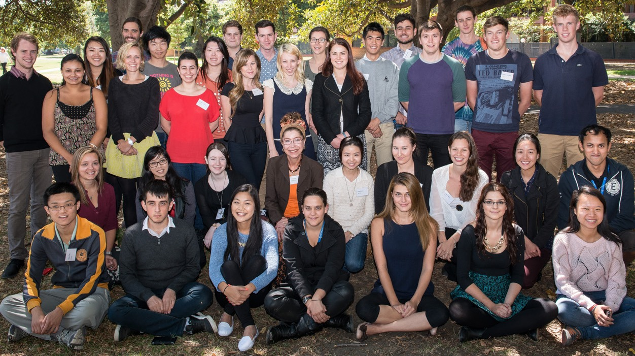 2014 CCS Honours students