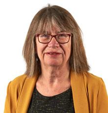Associate Professor Gillian Oliver