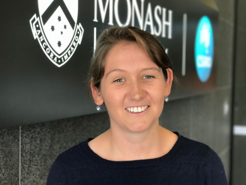Erin Brodie Matierial PhD