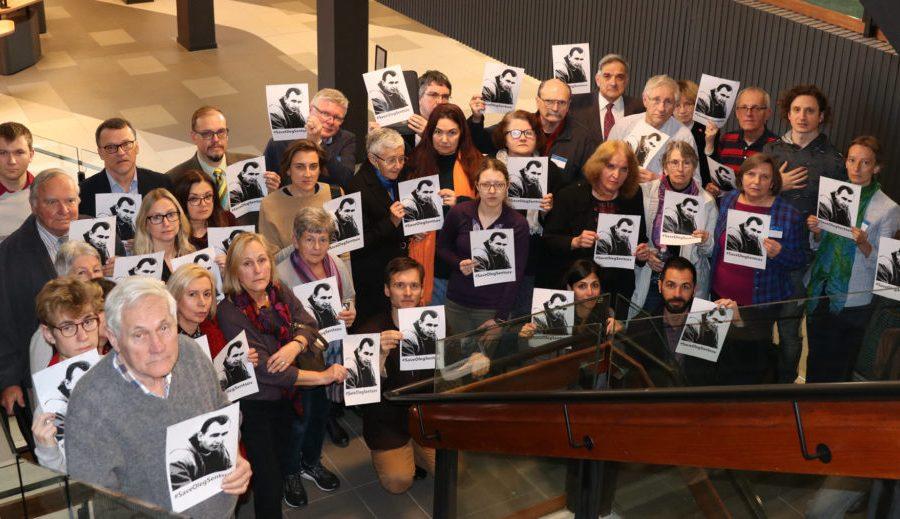 Solidarity with Oleh Sentsov