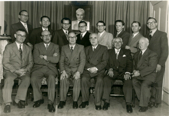 The Kadimah Committee, 1954